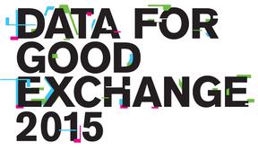 Data for Good exchange