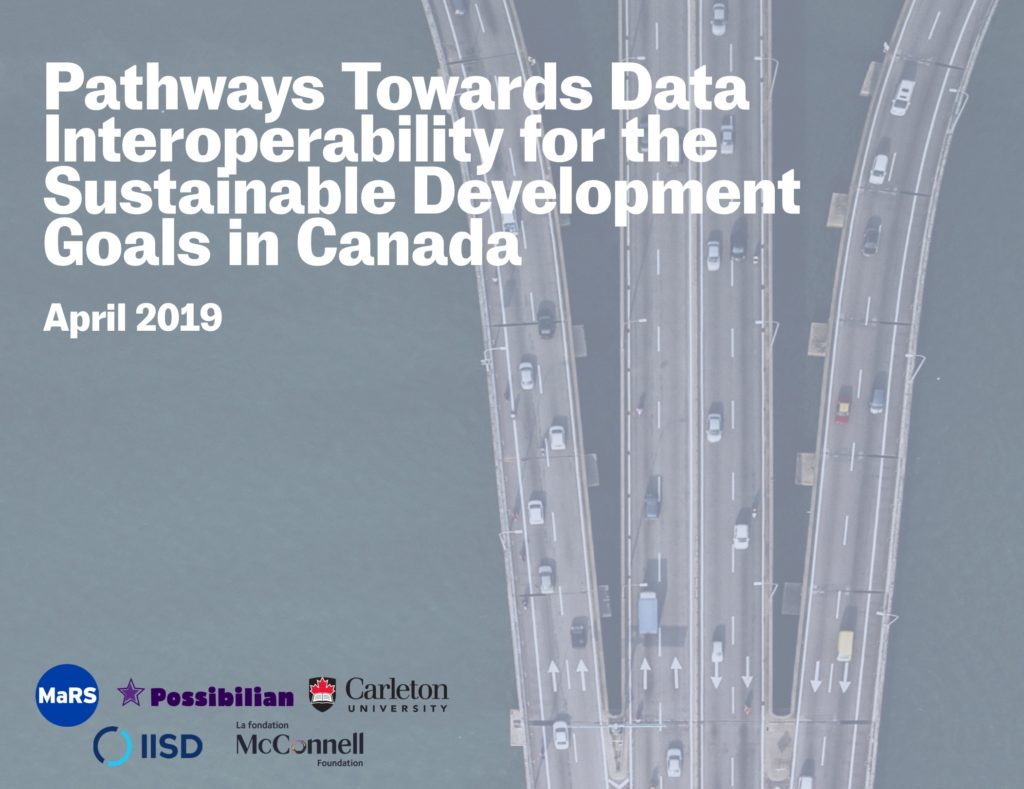 Pathways Toward Data Interoperability Report